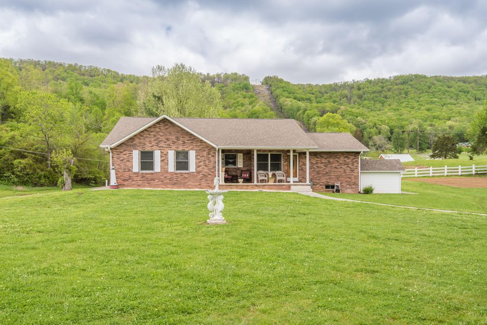 Single Family Home for Sale at 538 Butter & Egg Road 538 Butter & Egg Road Jacksboro, Tennessee 37757 United States