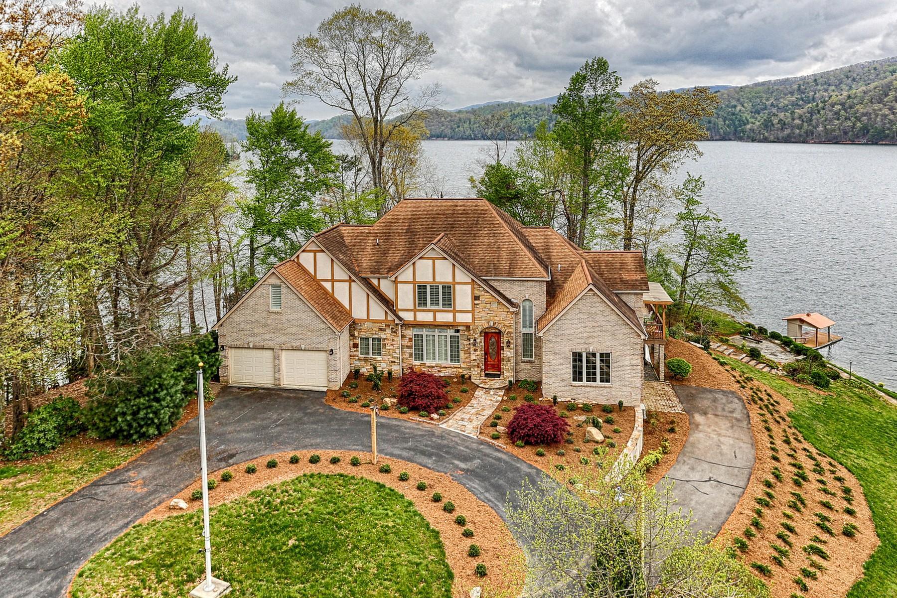 独户住宅 为 销售 在 640 Harbour Pointe Road 巴特勒, 田纳西州 37640 美国