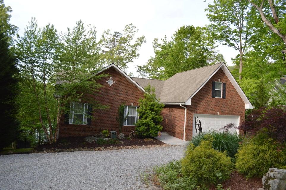 独户住宅 为 销售 在 827 Foxridge Caryville, 田纳西州 37714 美国