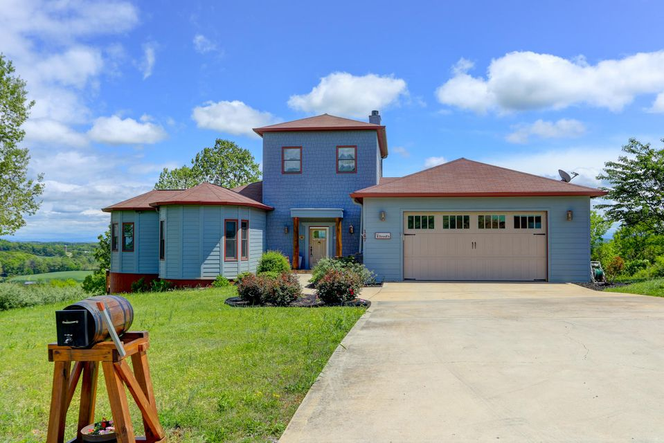 Casa Unifamiliar por un Venta en 147 Eagle Ridge Point Philadelphia, Tennessee 37846 Estados Unidos