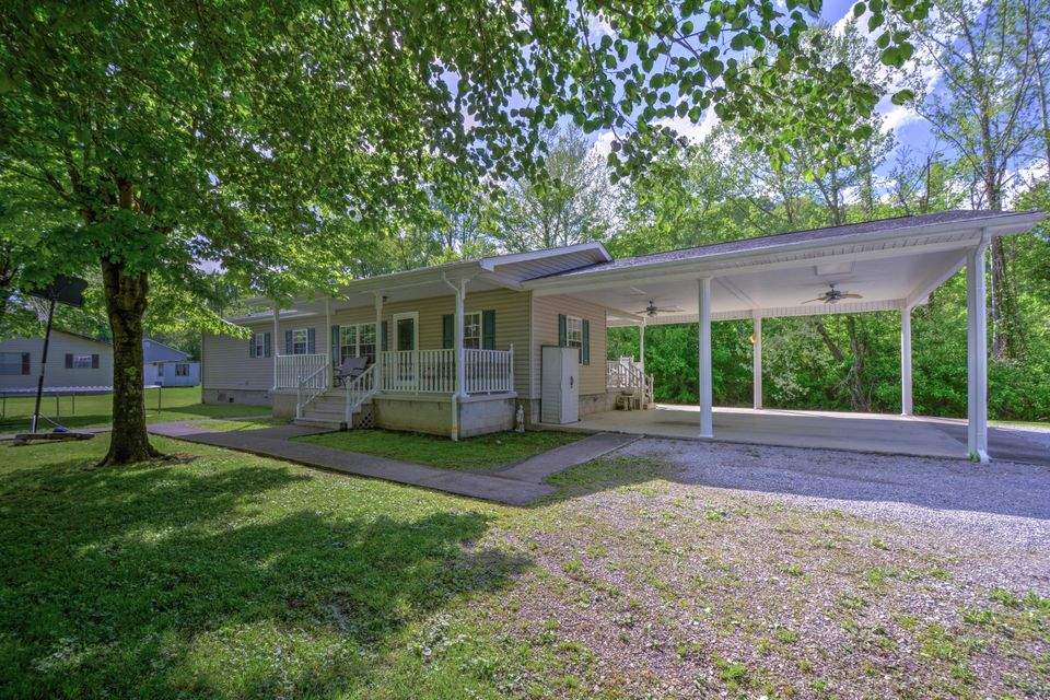 Single Family Home for Sale at 504 Lower Briceville Road Briceville, Tennessee 37710 United States