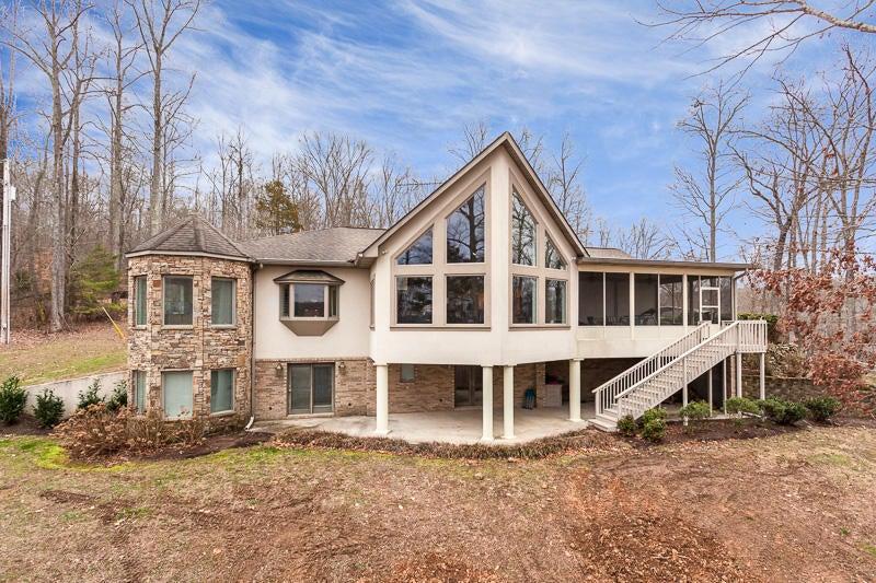 Maison unifamiliale pour l Vente à 395 Lakeview Lane Andersonville, Tennessee 37705 États-Unis