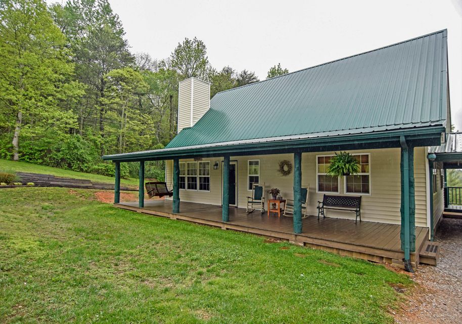 Single Family Home for Sale at 1516 Knoxville Hwy Wartburg, Tennessee 37887 United States