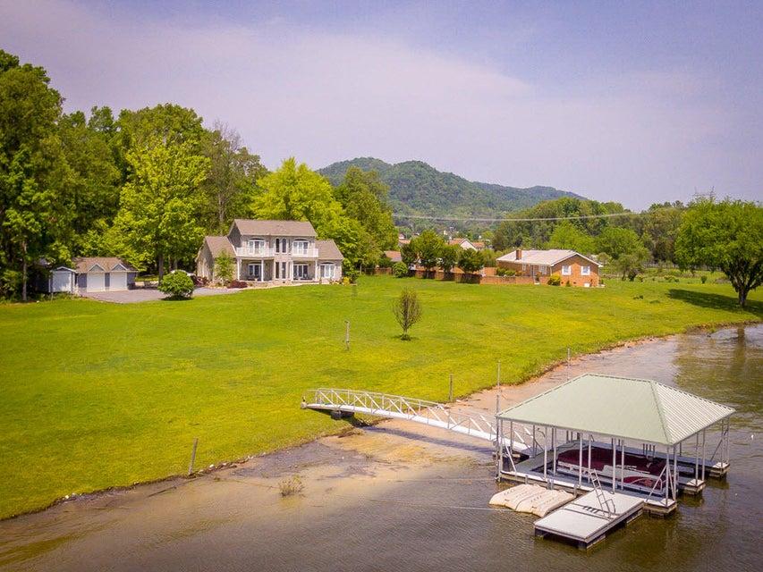 Частный односемейный дом для того Продажа на 203 Cannon Road Mooresburg, Теннесси 37811 Соединенные Штаты
