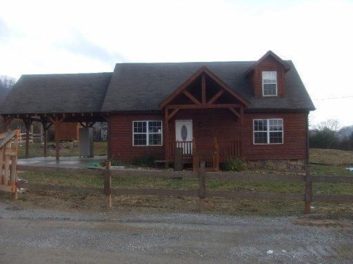 Single Family Home for Sale at 145 Bell Lane Luttrell, Tennessee 37779 United States