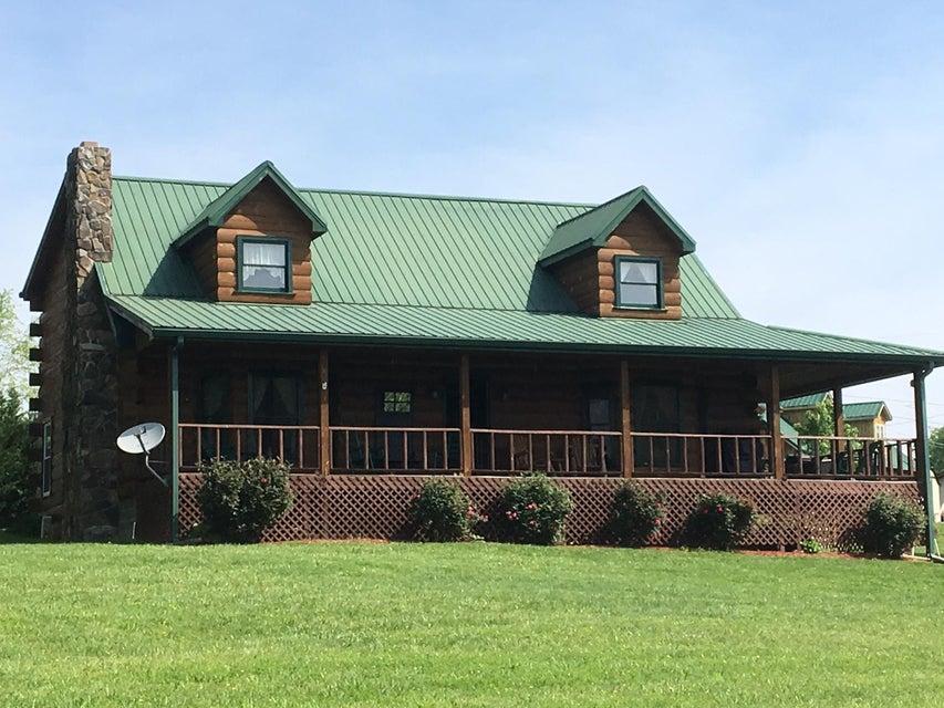 Частный односемейный дом для того Продажа на 125 Country Estates Drive Rogersville, Теннесси 37857 Соединенные Штаты