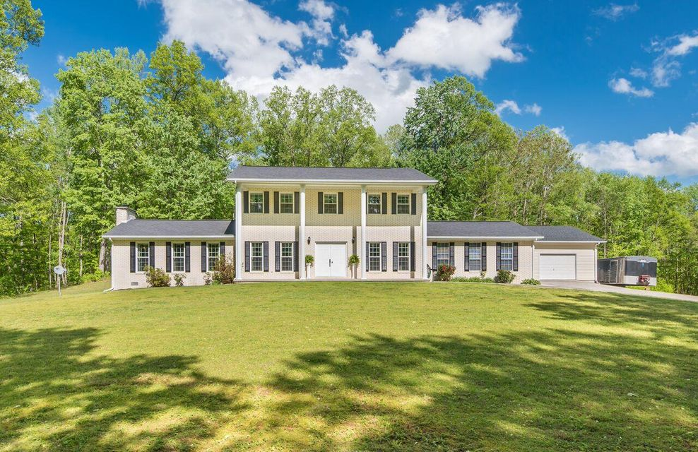 Single Family Home for Sale at 506 Lake Road Caryville, Tennessee 37714 United States