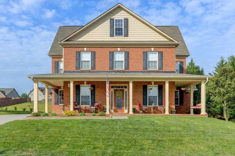 Additional photo for property listing at 1729 Falcon Pointe Drive 1729 Falcon Pointe Drive Knoxville, Теннесси 37922 Соединенные Штаты