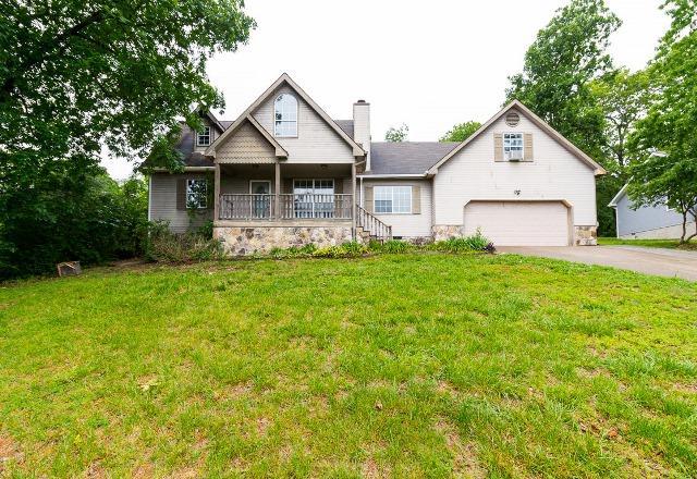 Maison unifamiliale pour l Vente à 8719 Forest Pond Drive Harrison, Tennessee 37341 États-Unis