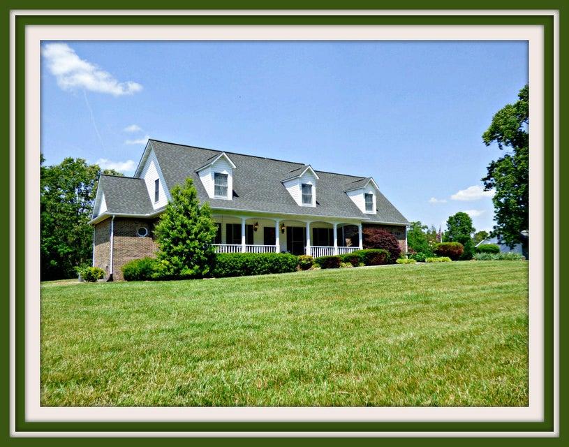 Частный односемейный дом для того Продажа на 725 Riner Drive New Market, Теннесси 37820 Соединенные Штаты