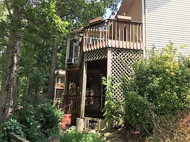 Частный односемейный дом для того Продажа на 200 Oonoga Way 200 Oonoga Way Loudon, Теннесси 37774 Соединенные Штаты
