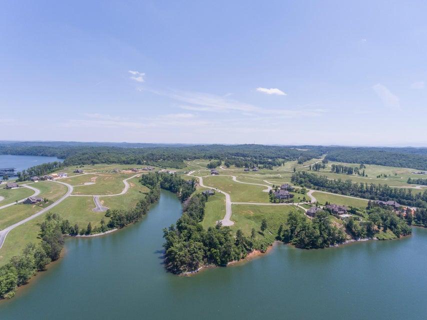 土地,用地 为 销售 在 694 Taffrail Drive 694 Taffrail Drive 勒诺城, 田纳西州 37771 美国