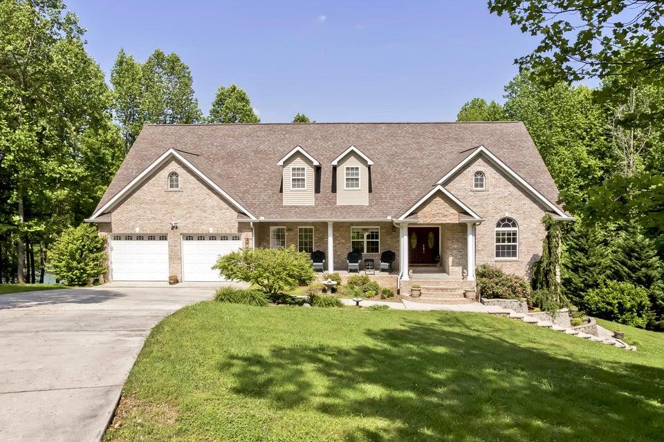 Частный односемейный дом для того Продажа на 220 Hughes Road 220 Hughes Road Greenback, Теннесси 37742 Соединенные Штаты