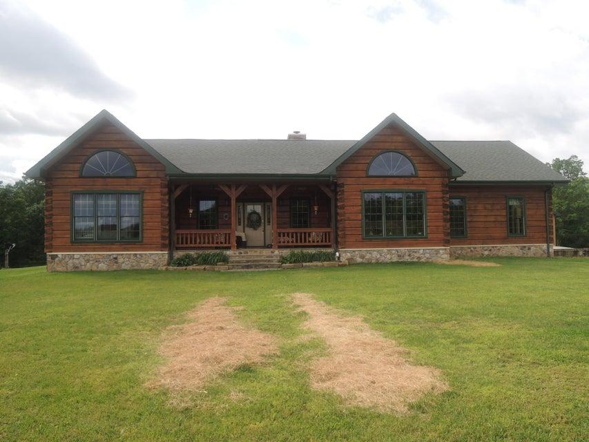 Casa Unifamiliar por un Venta en 292 Coon Creek Road Sunbright, Tennessee 37872 Estados Unidos