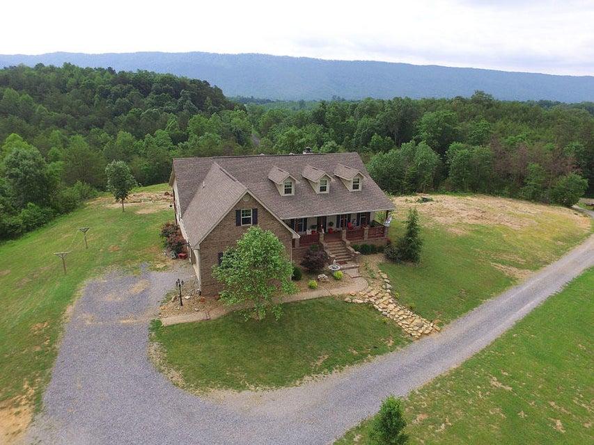 Maison unifamiliale pour l Vente à 191 County Road 490 Etowah, Tennessee 37331 États-Unis