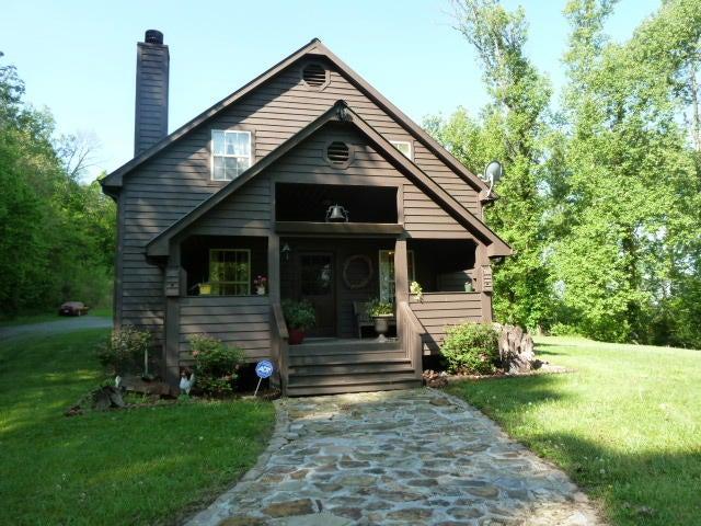Частный односемейный дом для того Продажа на 7019 Calvary Way Corryton, Теннесси 37721 Соединенные Штаты