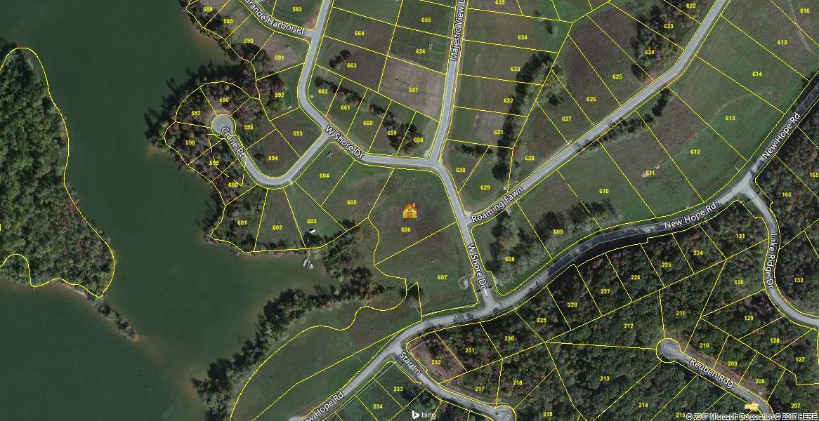 Terreno por un Venta en 600 W Shore Drive 600 W Shore Drive Rockwood, Tennessee 37854 Estados Unidos