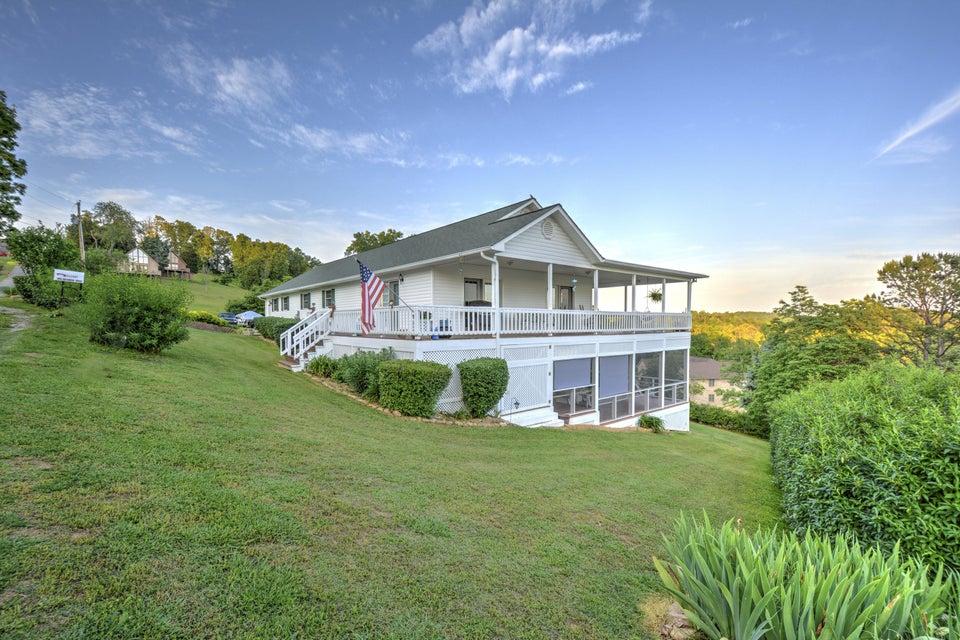 Maison unifamiliale pour l Vente à 330 Simpson Lane Bean Station, Tennessee 37708 États-Unis