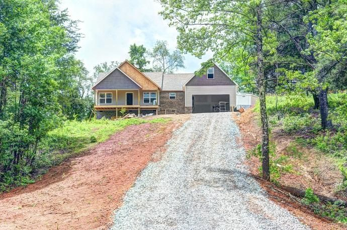 Single Family Home for Sale at 480 Earl Broady Road Evensville, Tennessee 37332 United States