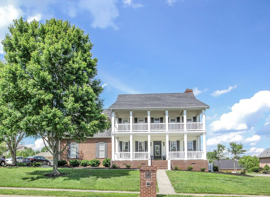 Single Family Home for Sale at 1714 Saint Ives Blvd 1714 Saint Ives Blvd Alcoa, Tennessee 37701 United States