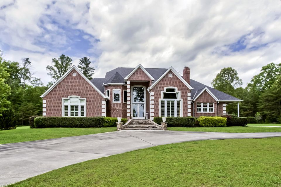 Maison unifamiliale pour l Vente à 139 Rose Road Kingston, Tennessee 37763 États-Unis