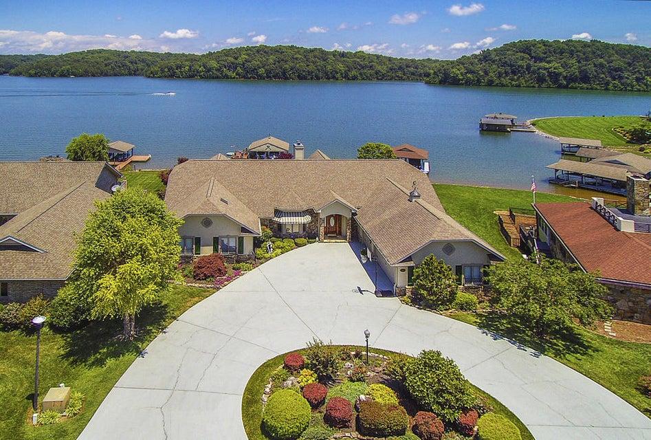 Частный односемейный дом для того Продажа на 185 Chuniloti Way 185 Chuniloti Way Loudon, Теннесси 37774 Соединенные Штаты