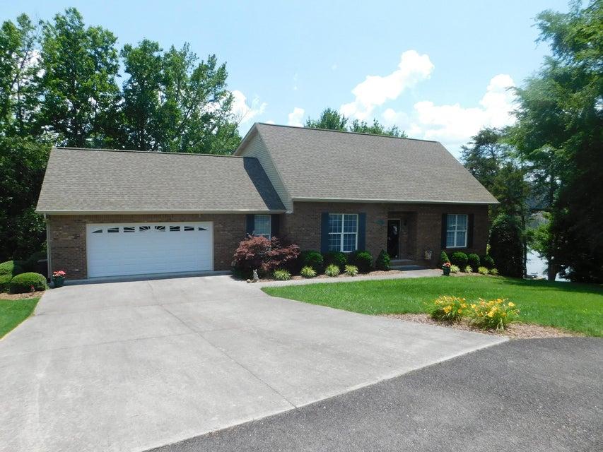 Частный односемейный дом для того Продажа на 3707 Pashley Court Baneberry, Теннесси 37890 Соединенные Штаты