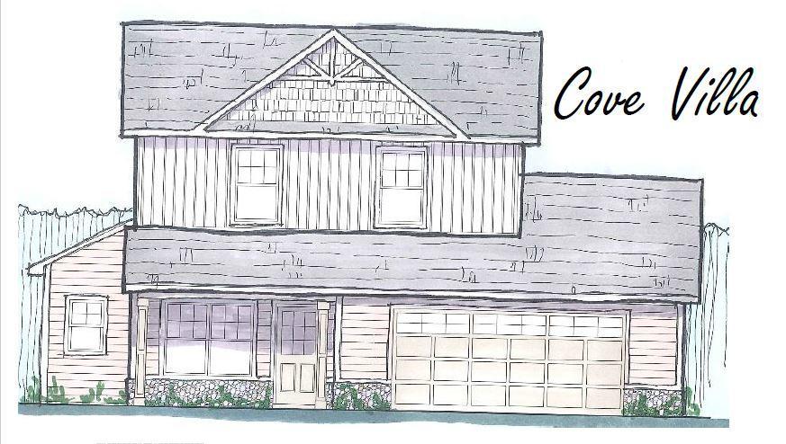 Maison unifamiliale pour l Vente à 157 Twilight Blvd 157 Twilight Blvd Sharps Chapel, Tennessee 37866 États-Unis