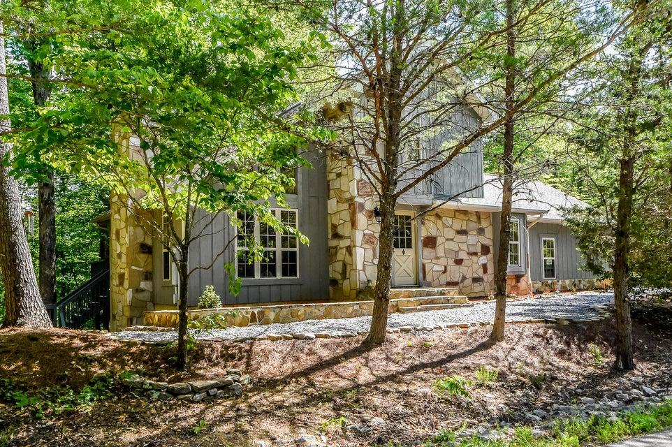Casa Unifamiliar por un Venta en 199 Cold Springs Trace 199 Cold Springs Trace Townsend, Tennessee 37882 Estados Unidos