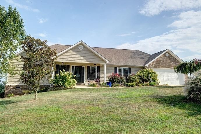 Single Family Home for Sale at 135 Tucker Chase Court 135 Tucker Chase Court Evensville, Tennessee 37332 United States