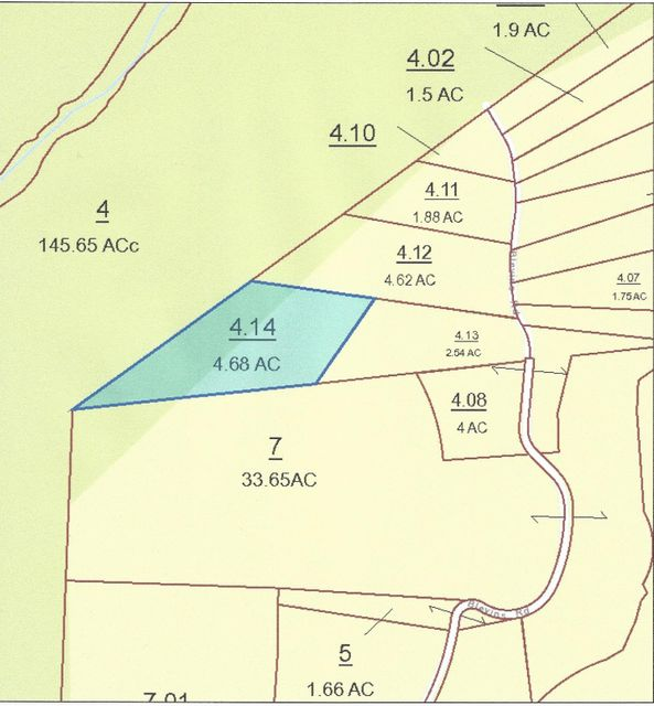 Land for Sale at Al Martin Road Robbins, Tennessee 37852 United States
