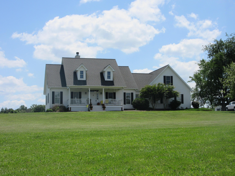 Частный односемейный дом для того Продажа на 350 Cliff Top Road Blaine, Теннесси 37709 Соединенные Штаты