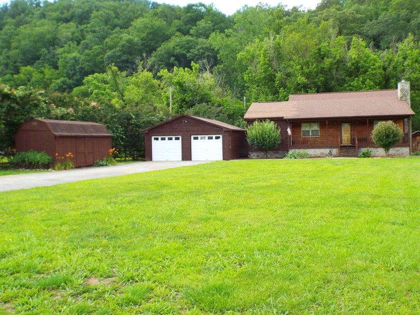 Casa Unifamiliar por un Venta en 3333 Webbing Way 3333 Webbing Way Cosby, Tennessee 37722 Estados Unidos
