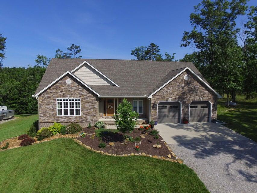 Maison unifamiliale pour l Vente à 424 Crestwood Drive 424 Crestwood Drive Jamestown, Tennessee 38556 États-Unis