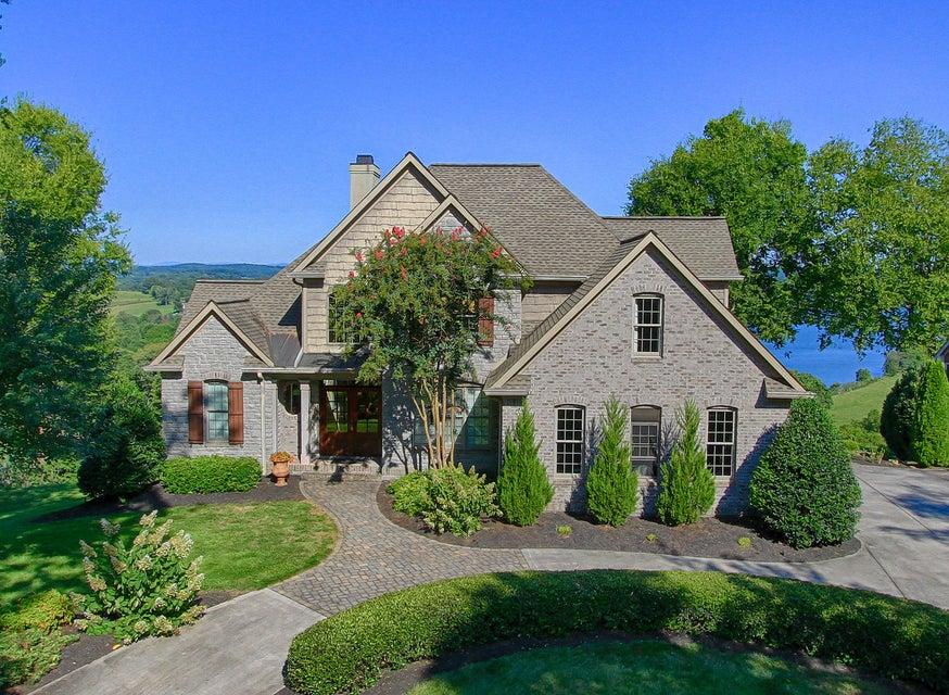 Частный односемейный дом для того Продажа на 625 Fort Hill Street Loudon, Теннесси 37774 Соединенные Штаты