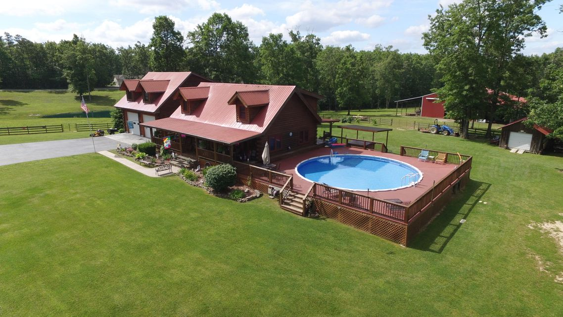 Single Family Home for Sale at 605 Robs Road Grimsley, Tennessee 38565 United States