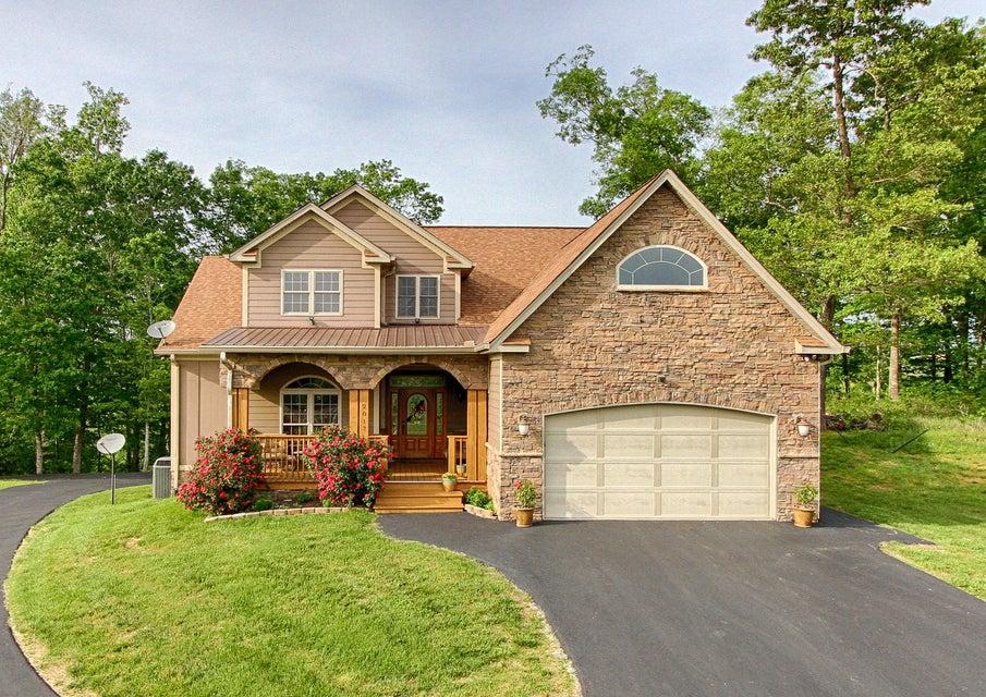 Частный односемейный дом для того Продажа на 2017 River Mist Circle New Market, Теннесси 37820 Соединенные Штаты