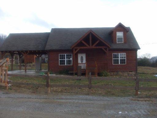 Maison unifamiliale pour l Vente à 145 Bell Lane Luttrell, Tennessee 37779 États-Unis