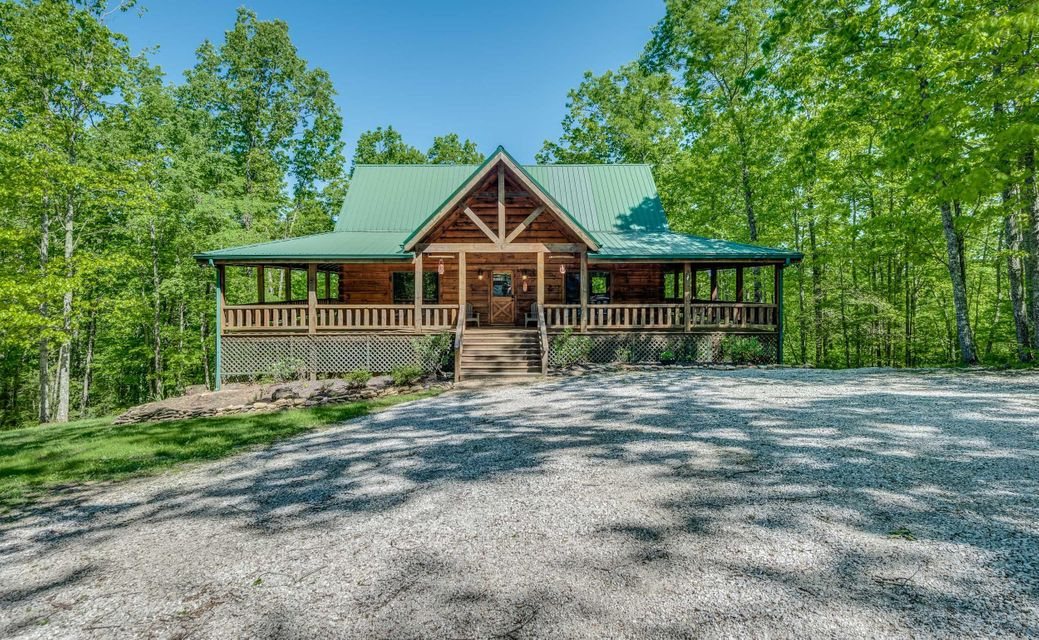 Single Family Home for Sale at 336 John Smith Road Oneida, Tennessee 37841 United States
