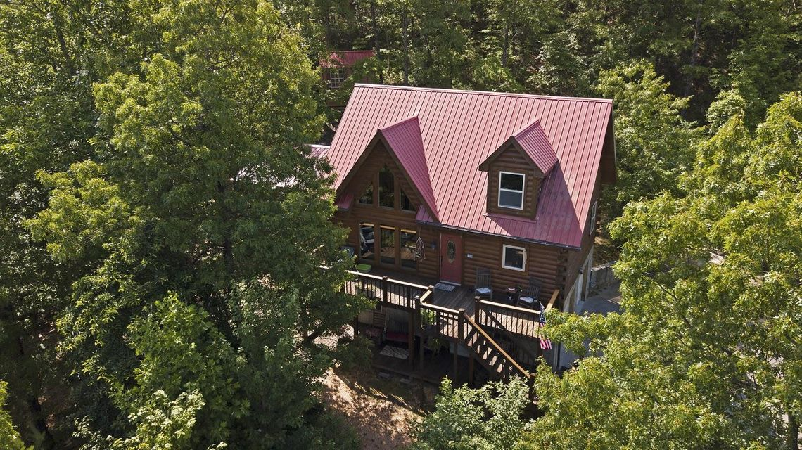 Single Family Home for Sale at 2509 Misty Shadows Drive 2509 Misty Shadows Drive Sevierville, Tennessee 37862 United States