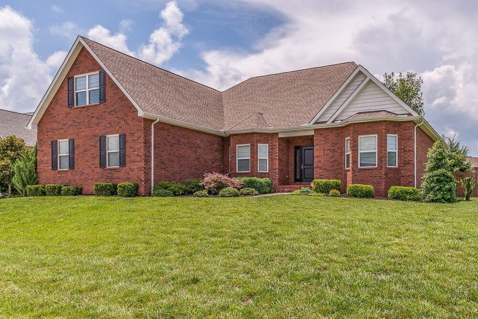 Single Family Home for Sale at 1116 Southwick Drive 1116 Southwick Drive Alcoa, Tennessee 37701 United States