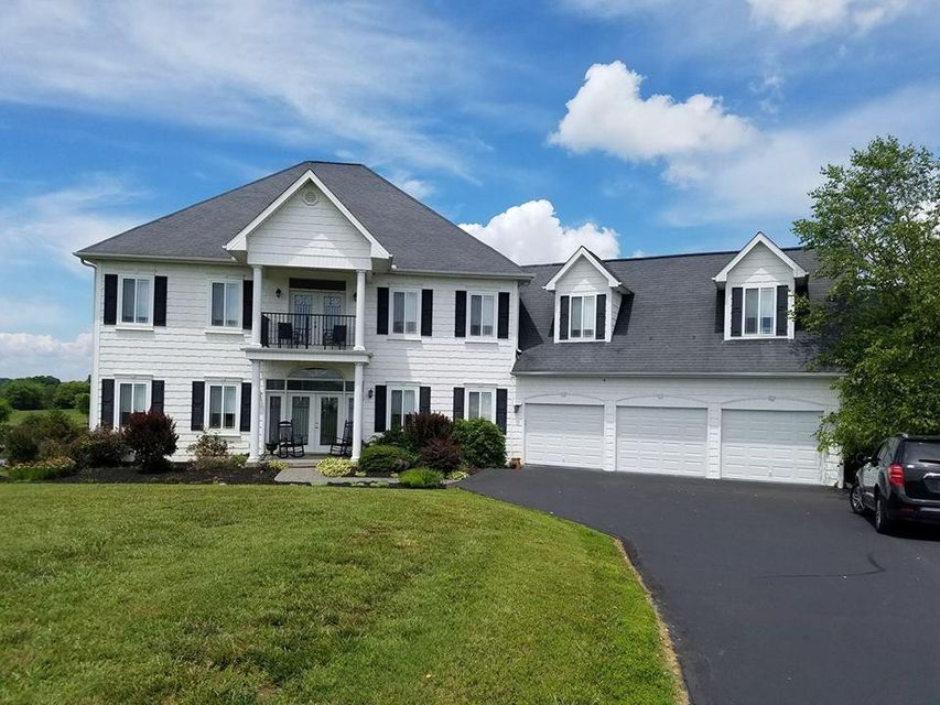 Maison unifamiliale pour l Vente à 10022 Nautical Point Mooresburg, Tennessee 37811 États-Unis