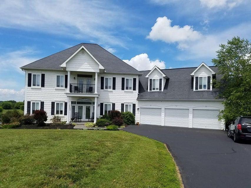 Частный односемейный дом для того Продажа на 10022 Nautical Point Mooresburg, Теннесси 37811 Соединенные Штаты