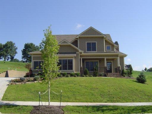 Частный односемейный дом для того Продажа на 7344 Persimmon Ridge Loudon, Теннесси 37774 Соединенные Штаты