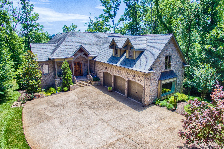 Maison unifamiliale pour l Vente à 913 Kahite Trail Vonore, Tennessee 37885 États-Unis