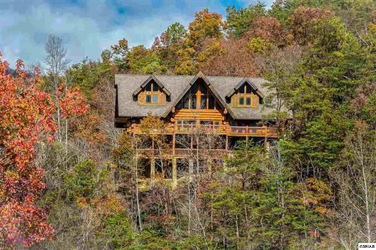 Single Family Home for Sale at 337 Overview Drive Gatlinburg, Tennessee 37738 United States