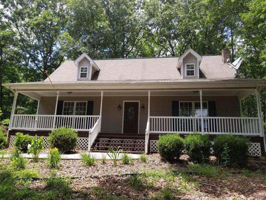 Maison unifamiliale pour l Vente à 259 County Road 756 Riceville, Tennessee 37370 États-Unis