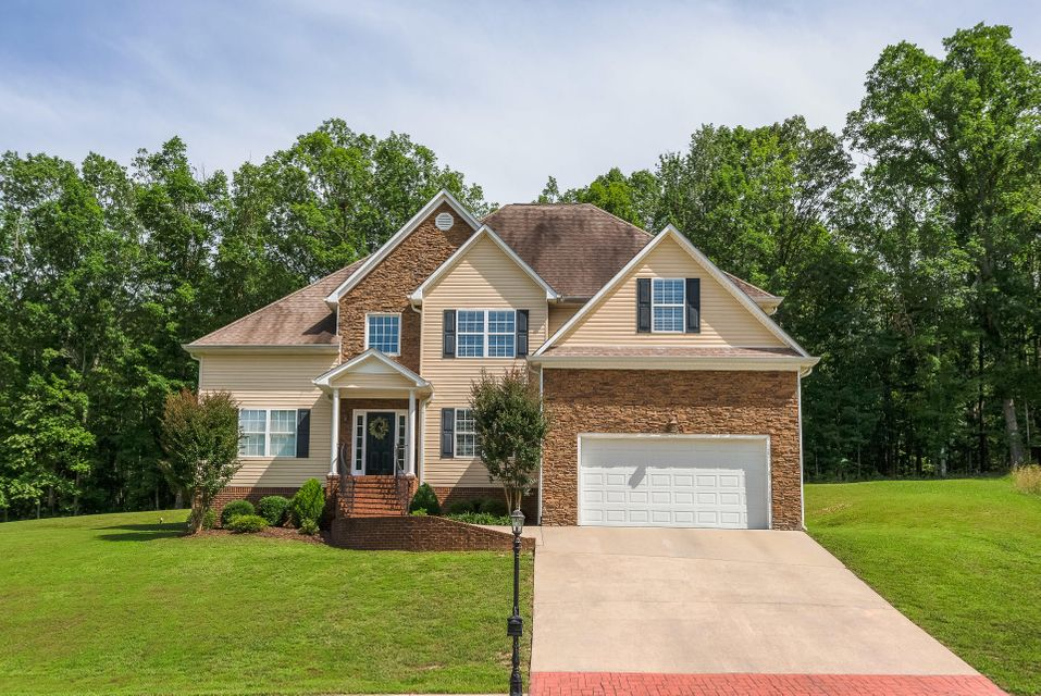 Single Family Home for Sale at 1462 Leighton Drive 1462 Leighton Drive Soddy Daisy, Tennessee 37379 United States