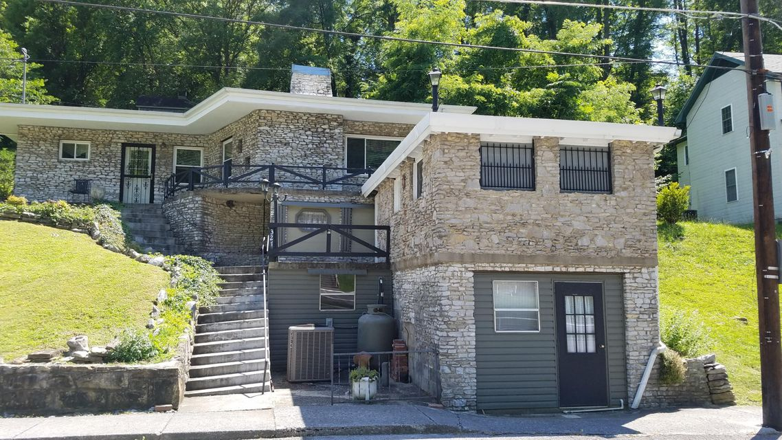 Single Family Home for Sale at 327 Colwyn Street 327 Colwyn Street Cumberland Gap, Tennessee 37724 United States