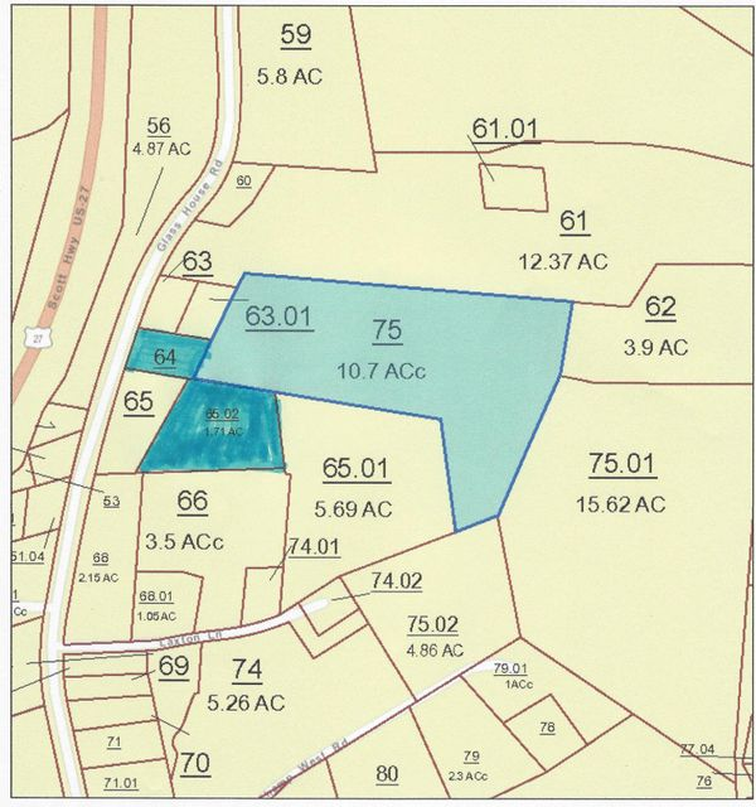 Casa Unifamiliar por un Venta en 941 Glass House Road 941 Glass House Road Helenwood, Tennessee 37755 Estados Unidos